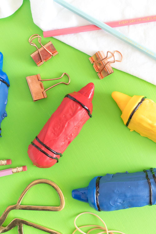 Crayon Twinkies | Club Crafted