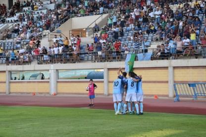 CD El Ejido vs Sevilla AT