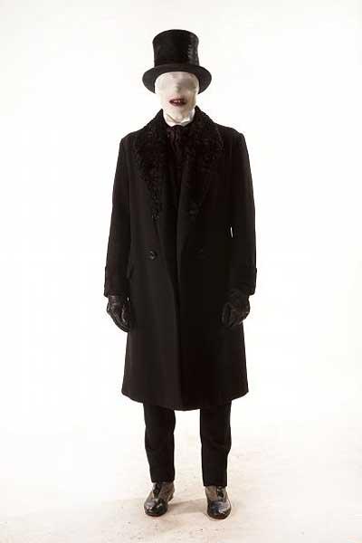 Whisper Men Doctor Who