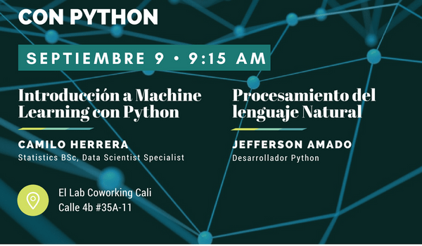 Machine Learning con Python – Resumen del Meetup