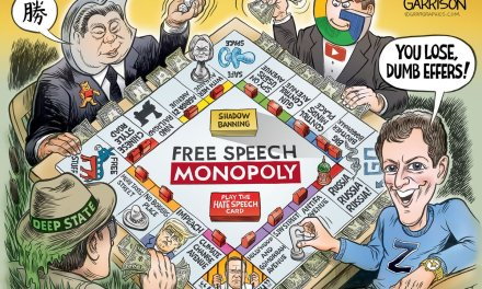 A Elite da Mídia Espiona os Eleitores e Controla o que Vemos.