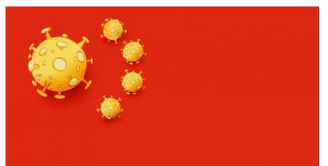 China Quer Pedido de Desculpas por Cartum sobre Coronavírus.