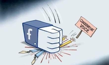 O Monopólio da Informação pelo Facebook.