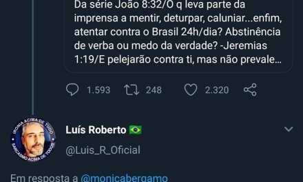 Governo Bolsonaro x Imprensa