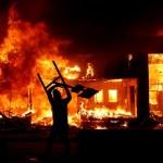 Xerife ensina à midia diferença entre manifestação e depredação