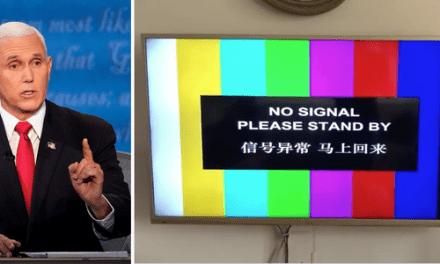 china censura debate norte-americano