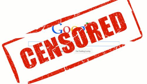 Google Sabotando as Eleições.
