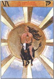 A Realeza no Tarô da Era de Aquário, de Henrique José de Souza
