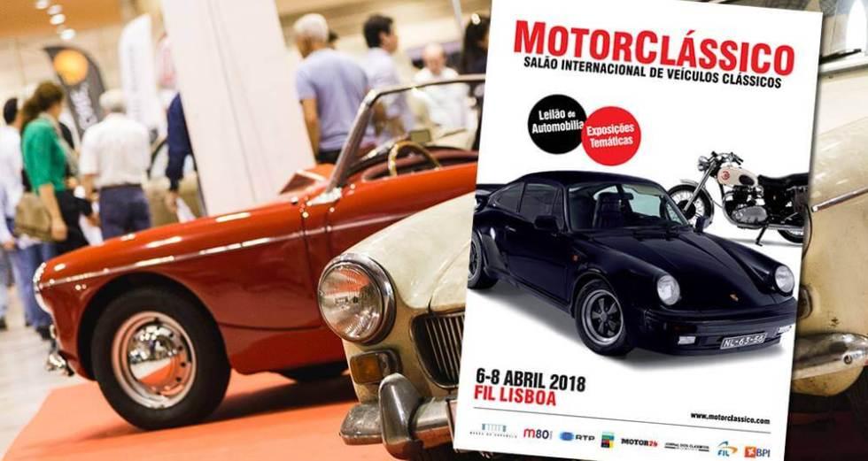 hall Motorcássico – 6/4 – 8/4 – IN – From Lisbon International Fair
