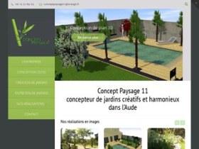 Création et entretien de jardins à Limoux