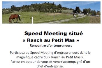 speed meeting d'entrepreneurs à Limoux