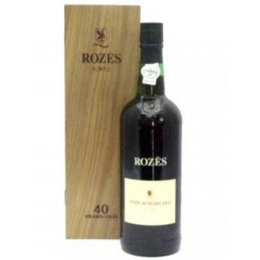 Melhor Vinho Fortificado: Rozés, Porto Tawny, 40 anos