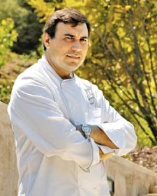 Chef Albano Lourenço