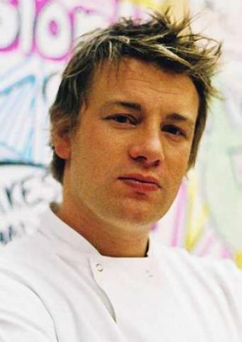 Chef Jamie Oliver