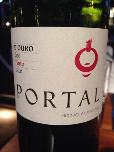 Portal d'Ouro Tinto 2011