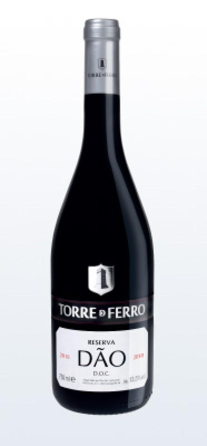 TORRE DE FERRO - Vinho Tinto Dão DOC Reserva