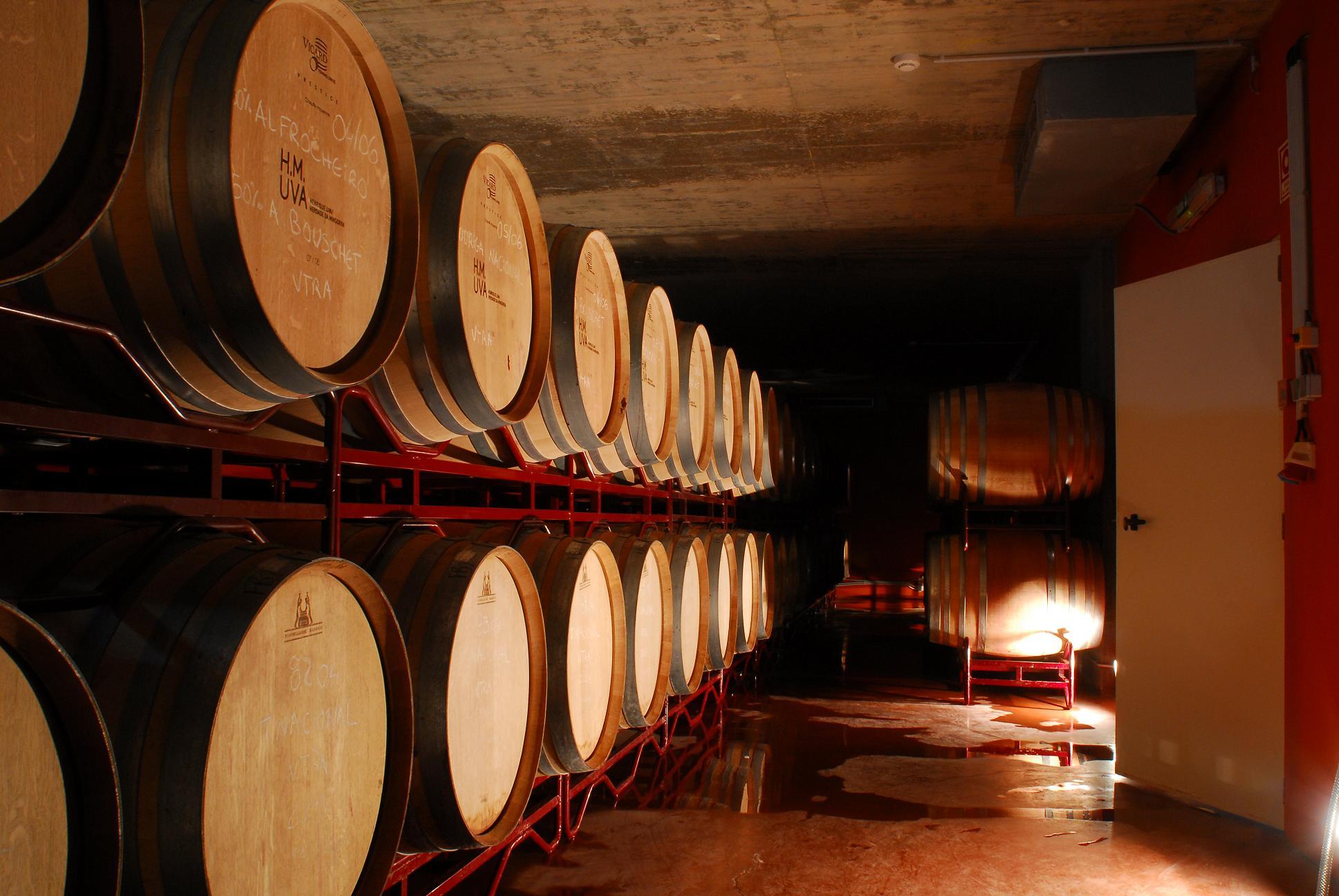 Os vinhos de Henrique Uva
