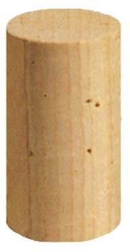ROLHAS NATURAIS - feitas a partir de uma só peça de cortiça. São recomendadas tanto para vinhos de consumo rápido como para os de estágio médio e prolongado