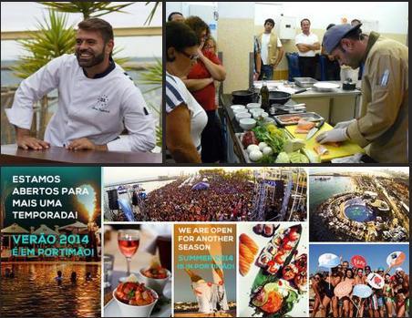 Chef Guram Baghdoshvili (https://www.facebook.com/guram.baghdoshvili?fref=ts): Chefe Executivo no empreendimento NoSoloÁgua (http://www.nosoloagua.com/) em Portimão – 3 espaços distintos, boa comida, glamour e muita diversão;  NosoloÁgua Portimão – Piscina e Praia @ Marina de Portimão; NosoloÁgua Vilamoura @ Praia da Falésia