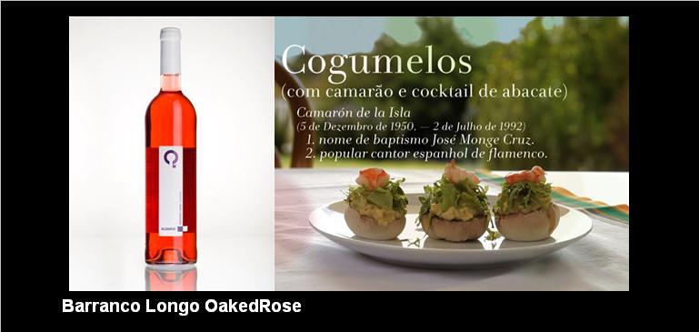 COGUMELOS COM CAMARÃO E COCKTAIL DE ABACATE  INGREDIENTES [Para 6 pessoas]     12 cogumelos de Paris pequenos   1 abacate  1 limão  1 colher de sopa de molho de tomate  2 colheres de sopa de iogurte grego   1/2 malagueta vermelha   1 colher de chá de molho inglês  6  folhas de alface (mistura)  camarão calibre 30/40     sal q.b.  pimenta q.b.   PREPARAÇÃO Retire a pele e o pé aos cogumelos. Descasque o camarão cru, retire a tripa com uma faca e corte em pedaços.  Entretanto, coloque uma panela com água a ferver e deixe cozer o camarão durante dois minutos. Escorra o camarão e passe por água fria.  Puré de Abacate  Descasque e descaroce o abacate, triture com as mãos. Junte algumas gotas de sumo de limão para não escurecer. Acrescente molho de tomate, duas colheres de sopa de iogurte grego ou iogurte natural, meia malagueta picada, algumas gotas de molho inglês e sal. Envolva tudo e recheie o interior dos cogumelos com o puré.  Coloque um camarão em cima de cada cogumelo recheado e cubra com um pouco de alface.
