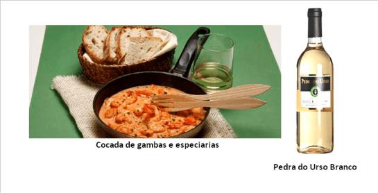Ingredientes:  600 g de camarão com casca  1 cebola pequena  1,5 dl de leite de coco  1 lima  2 colheres (sopa) de óleo de amendoim  1 colher (chá) gengibre ralado  1 molho de cebolinho  1 pitada de canela em pó  1 pitada de pimenta branca  Sal q.b. Preparação: Descasque os camarões deixando-lhes apenas a ponta da cauda e retire-lhes o filamento escuro. Raspa a casca e esprema o sumo à lima, deite para um tacho, junte o leite de coco, o gengibre, a pimenta, a canela e as cabeças dos camarões, mexa bem, leve ao lume e deixe ferver durante 2 minutos. Retire do lume, passe por um passador de rede e rejeite as cabeças dos camarões. Descasque e corte a cebola em meias luas. Leve uma frigideira ao lume com o óleo de amendoim, deixe aquecer, junte a cebola e deixe refogar até que fique macia. Adicione os camarões, tempere com sal e deixe saltear durante 3 minutos, mexendo de vez em quando. Junte então a mistura do leite de coco, mexa mais 2 minutos, retire do lume e sirva como petisco, polvilhado com o cebolinho picado e acompanhado com fatias de pão torrado. Se preferir sirva como prato com arroz branco.
