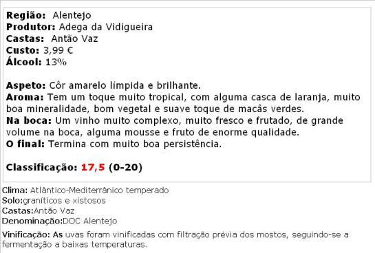 apreciacao Vidigueira Antão Vaz Branco 2013