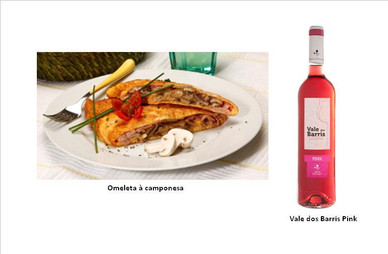 Omeleta à camponesa (clique na imagem para ampliar)