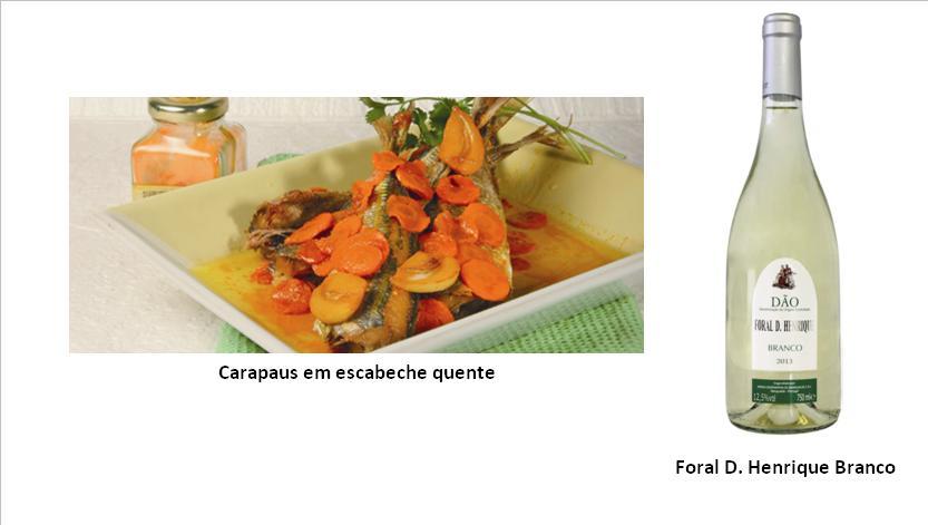 Ingredientes:    8 carapaus médios limpos e sem cabeça   Sal q.b.   1 dl de óleo   1 cenoura   4 dentes de alho   1 colher (chá) de açafrão   4 colheres (sopa) de molho de soja   1,5 dl de vinagre   1 raminho de coentros ou salsa   Óleo para fritar  Preparação:   Tempere os carapaus com sal e deixe-os repousar durante 15 minutos. Depois leve-os a fritar em óleo até ficarem bem douradinhos, retire-os e deixe-os escorrer.  Descasque a cenoura e os alhos, corte a cenoura em rodelas finas e esmague os alhos. Deite tudo para um tacho, junte óleo, leve ao lume e deixe ferver. Adicione o açafrão e o molho de soja, junte depois o vinagre, deixe ferver e retire do lume.  Regue os carapaus com o escabeche e sirva quente decorado com a salsa ou os coentros. Pode acompanhar com batata cozida.