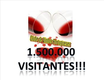 1500000 visitantes