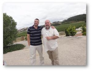 Com o Engº Nuno Silva