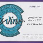 Diploma Commended-2011