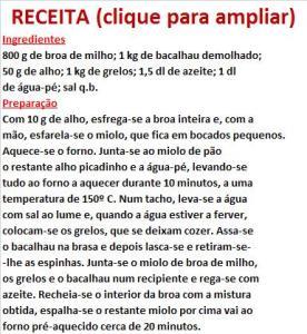 rpTIBORNA DE BACALHAU