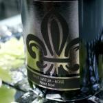 Espumante Quinta do Convento de Nossa Senhora da Visitação Pinot Noir Blanc de Noir2