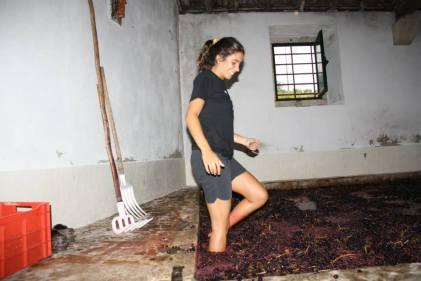 Mafalda Ribeiro Correia em ação!