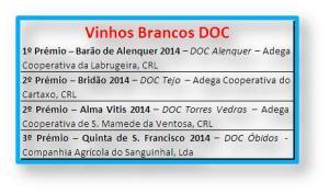VINHOS BRANCOS DOCS