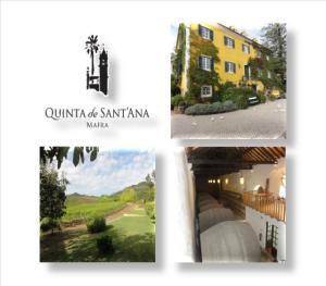 Quinta de Sant'Ana 2665-113 Gradil Mafra Telefone: (00351) 261 963 550 Fax: (00351) 261 962 486 E-mail: info@quintadesantana.com