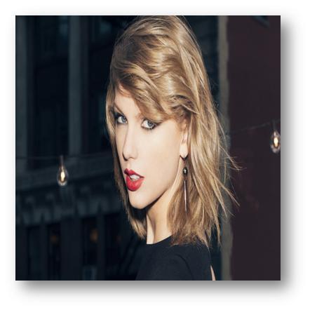 TAYLOR SWIFT Taylor Swift é a única artista na história da música detentora de três álbuns consecutivos com mais de um milhão de vendas na primeira semana. Em 2015 confrontou a Apple relativamente à não remuneração dos artistas durante os três meses de streaming gratuito para os clientes do iTunes. A gigante norte americana cedeu à pressão de um dos mais falados nomes da música moderna e passou a garantir o pagamento de todos os direitos de autor. Assim, para Taylor Swift, Ana Almeirante escolheu o Troviscal Reserva 2012, um vinho que vai muito além da sua bela e delicada imagem, tal como a cantora. Com o aroma de frutos vermelhos bastante presente e frescura atlântica característica da região, este vinho é a harmonia perfeita entre a intensidade da casta Touriga Nacional e a elegância da casta Pinot Noir, transmissoras, tal como a música, de boas energia.