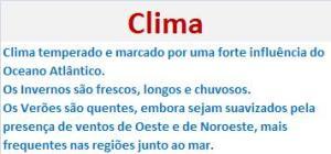 BAIRRADA CLIMA