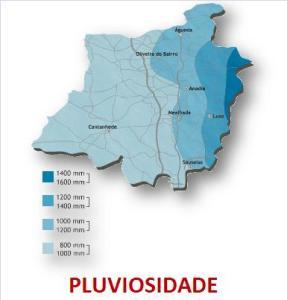 PLUVIOSIDADE