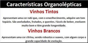 DO LAGOA Características Organolépticas