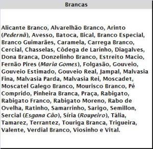 DOC BRANCAS