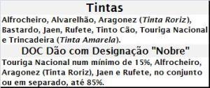 DOC DAO CASTAS TT