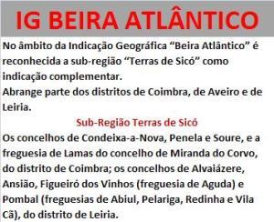 IG BEIRA ATLÂNTICO DEFINICAO