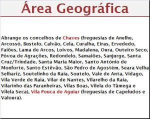 SUB REG CHAVES AG