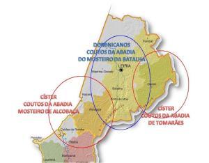 ROTA MEDIEVAL - Clique no mapa para ampliar