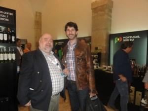 Com o Chef Bertílio Gomes