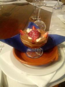 Sobremesa do Dia de São Valentim