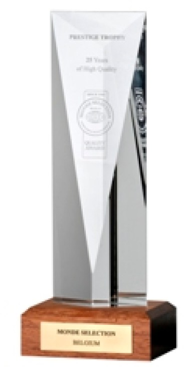 Monde Selection - 25 years trophy