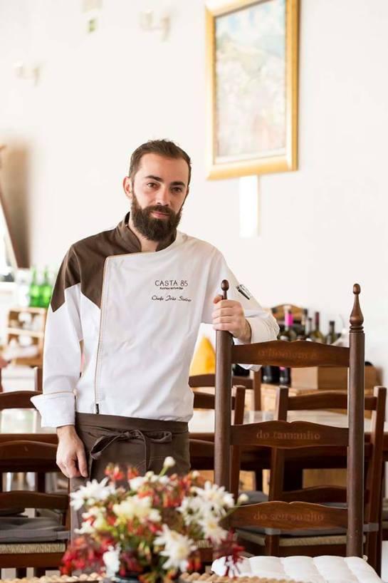 Chef João Simões