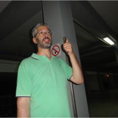 Enólogo, Engº Ruii Veladas. CARMIM